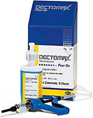 DECTOMAX POUR-ON 2.5 LITER