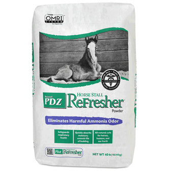 SWEET PDZ HORSE STALL REFRESHER POWDER 40 LB