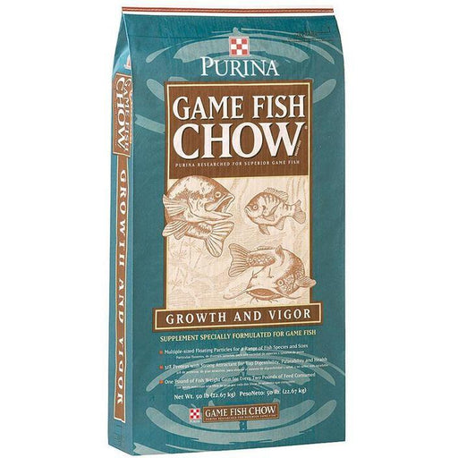 Game Fish Chow 50LB