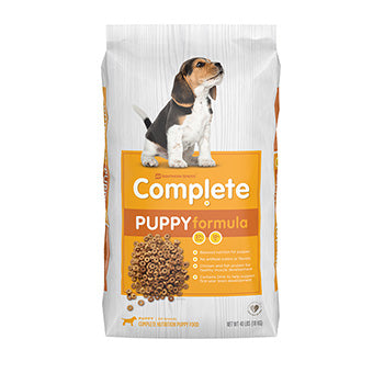 SOUTHERN STATES COMPLETE PUPPY FOOD 27-12 40 LB
