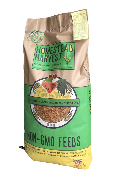 Homestead Harvest Non-GMO Horse Blend 40LB