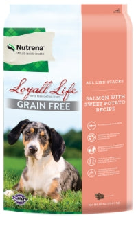 Loyall Life Grain Free All Life Stages Salmon & Sweet Potato 25-15 30lb