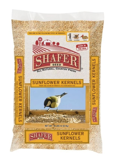 SHAFER SUNFLOWER KERNELS