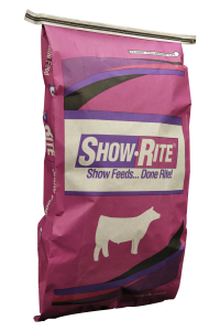 Show-Rite Throttle Up Calf Feed