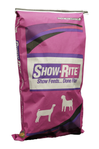 Show-Rite Advancer Plus Goat Feed
