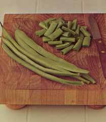 POLE BEAN KENTUCKY WONDER (BROWN SEED) 1/2 LB