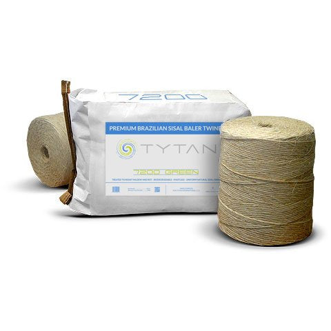 9000 Gold Sisal Baler Twine 2 ball Bundle
