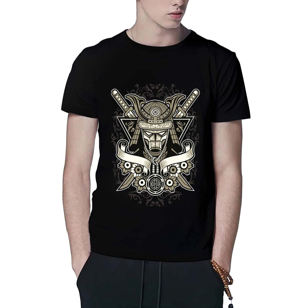 Men T-Shirt Samurai