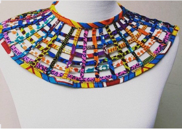 Conversation Starer Neck Piece