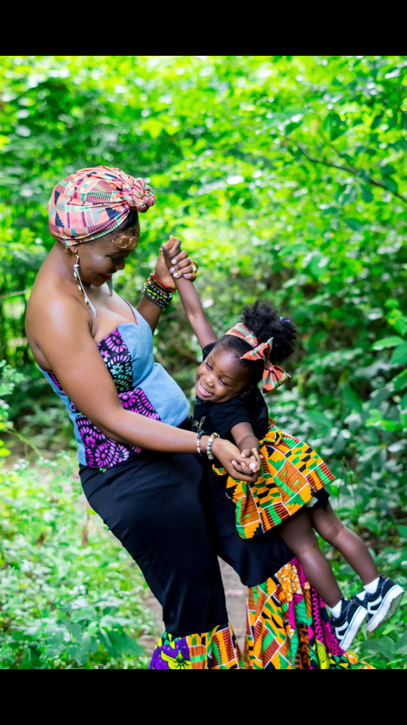 Zizi Kente Mom&me Series