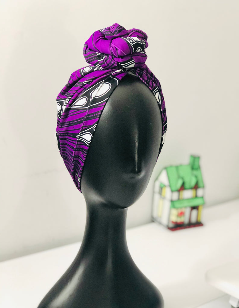 Nupita Turban- Prewrapped