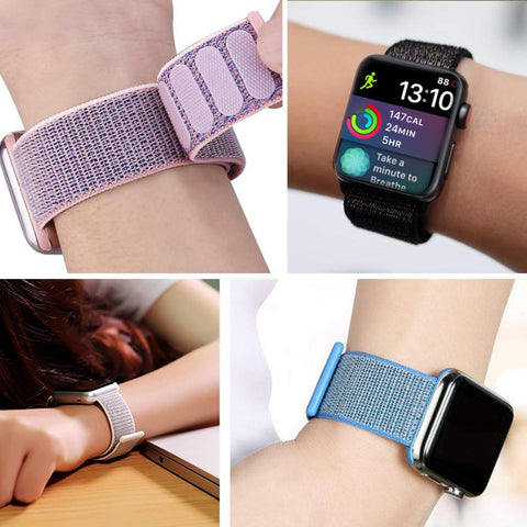 Apple Watch Velcro Band