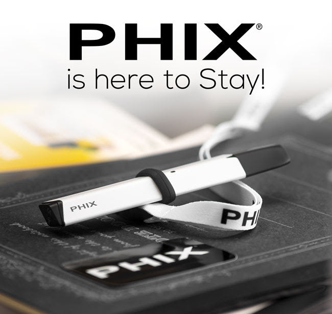 PHIX BY MLV is here to STAY! PMTA Here we go!!!!
