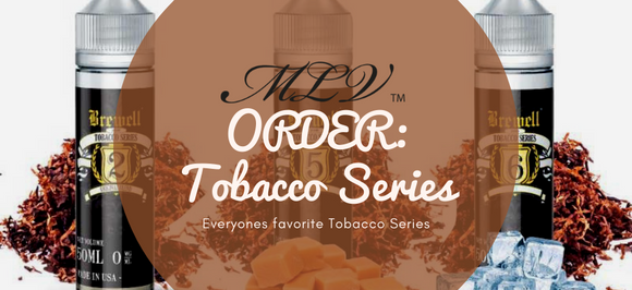 Brewell Tobacco Series Ejuice