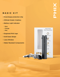 PHIX Basic Kit Vape Battery - MajorLeagueVapers