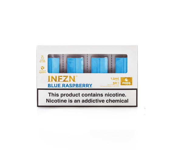 Infzn Blue Raspberry PHIX COMPATIBLE Cartridge