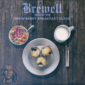 Brewell - Brewberry Breakfast Blend Brew #9 - MajorLeagueVapers