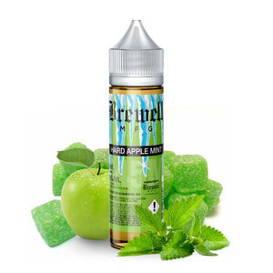 Brewell - Hard Apple Menthol Brew #45M Ejuice - MajorLeagueVapers