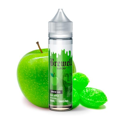 Brewell - Hard Apple Brew #45 Ejuice - MajorLeagueVapers