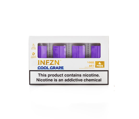 INFZN Cool Grape Phix Compatible Pods