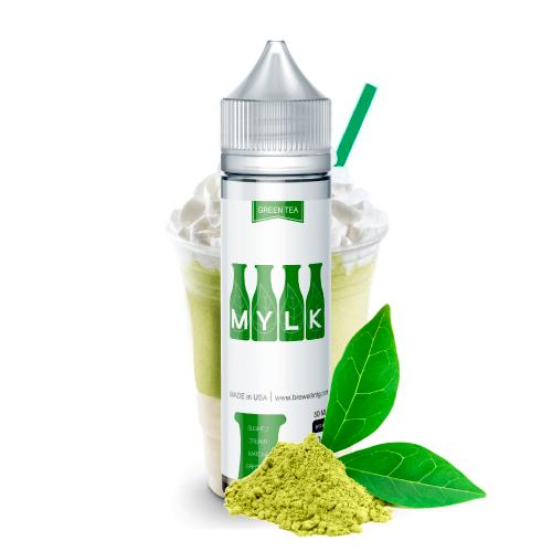 MYLK - Green Tea - MajorLeagueVapers