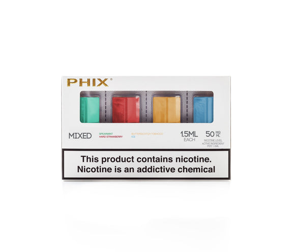 PHIX PODS  Mixed Pack