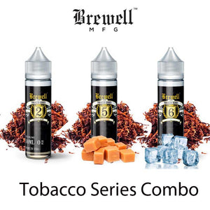 Brewell Tobacco Series
