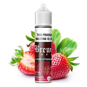 Open image in slideshow, Brewell Hard Strawberry #22 Ejuice - MajorLeagueVapers