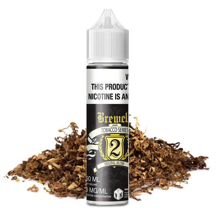 Brewell Tobacco Series - Original Blend - MajorLeagueVapers