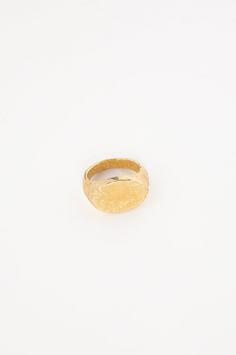 AMBER SCEATS JOLIE RING GOLD