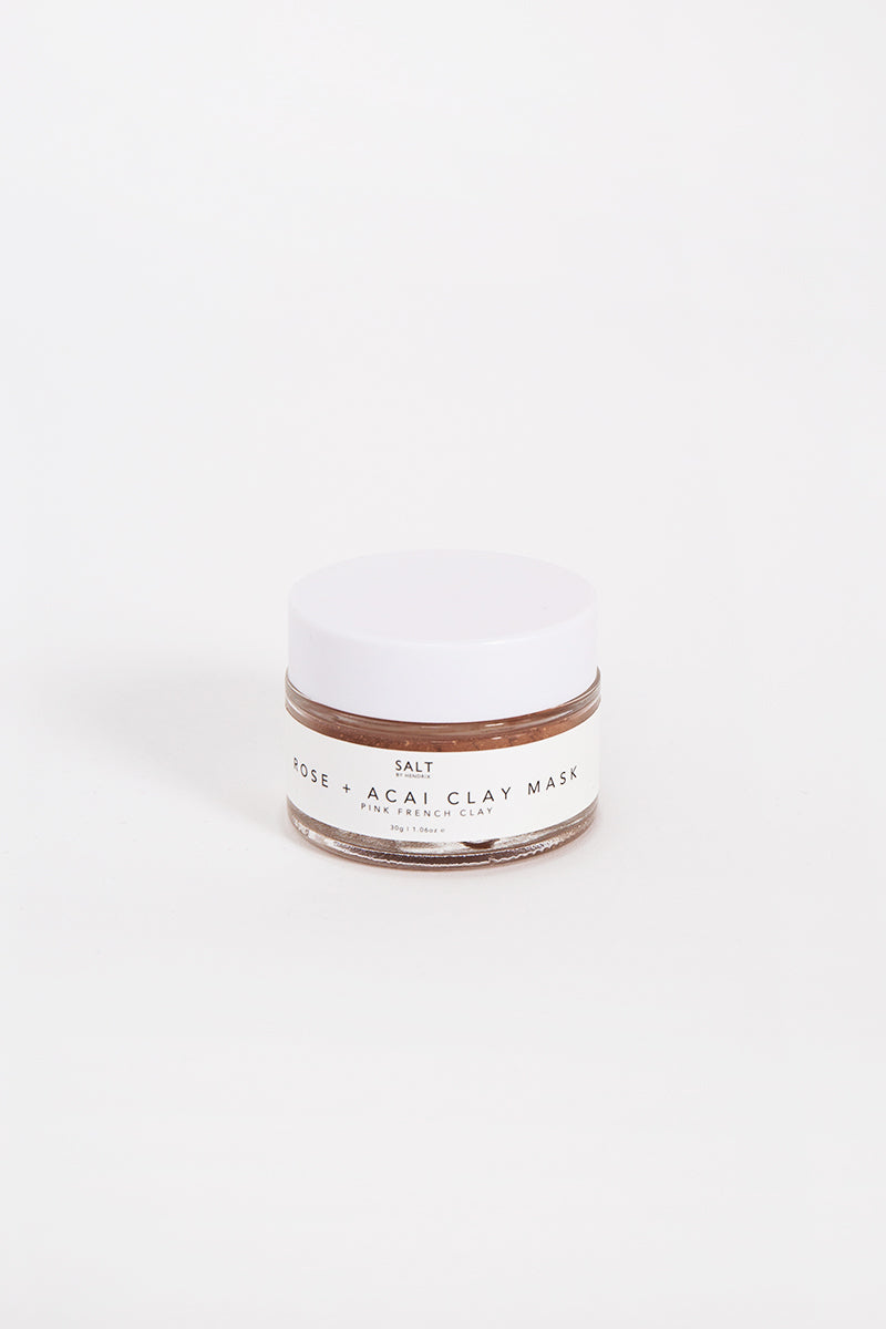 SALT BY HENDRIX ROSE FACE MASK