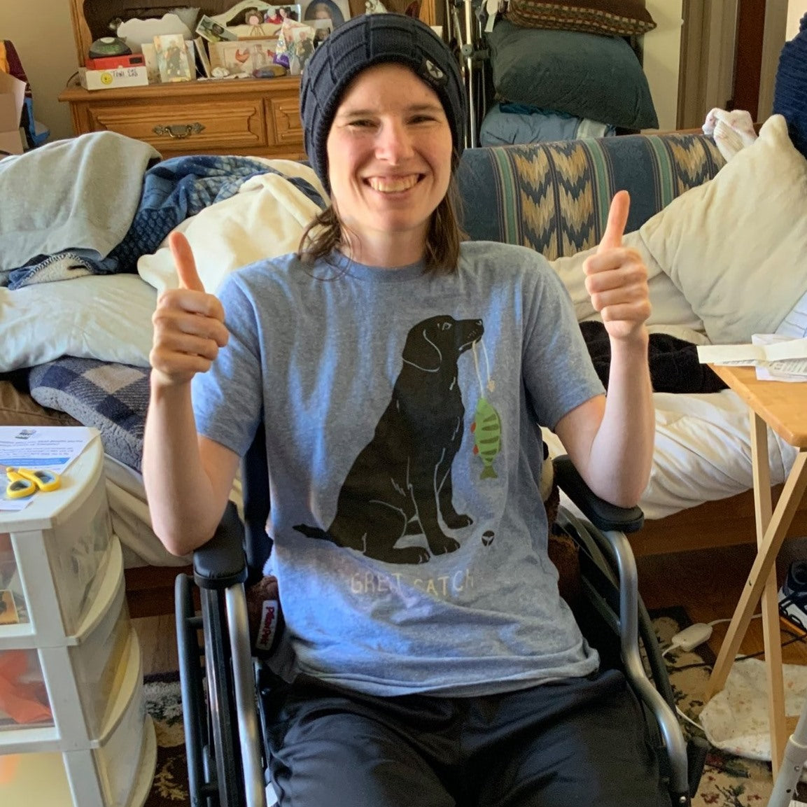 The Will To Walk - Jen's Recovery from a Broken Heel - Jen Hindley
