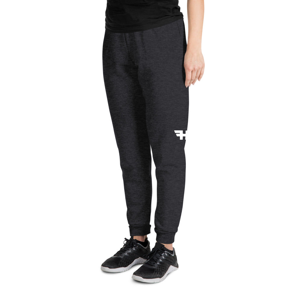 Fractured Heels Fighters Unisex Joggers - fracturedheelsrecoverystories