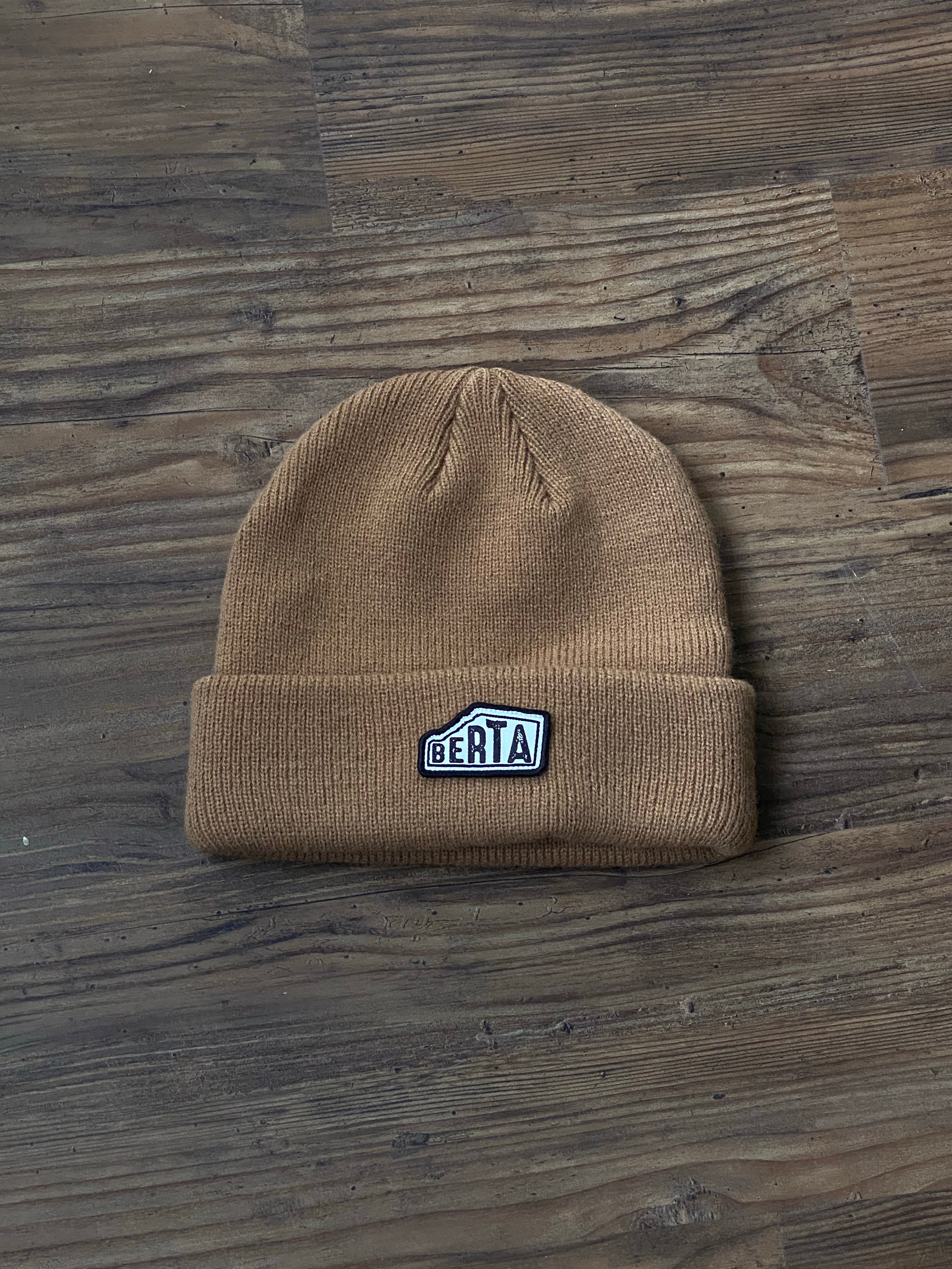 Berta Cuffed Toque | Brouhaha Lid Co