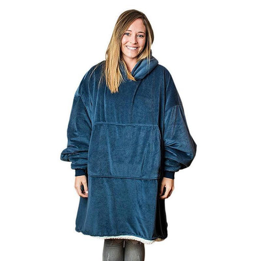 BLANKET - Over sized blanket sweatshirt