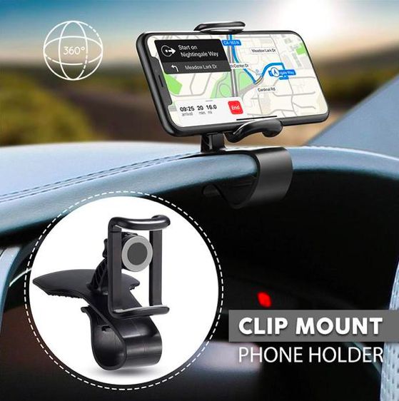 Flexiclip - Phone clip holder