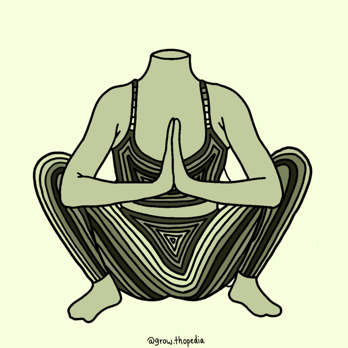 The Garland Pose (Malasana)