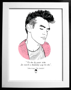 Morrisey, The Smiths