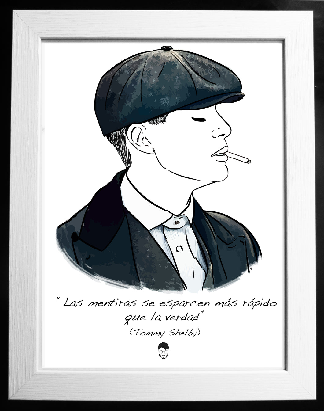 Tommy Shelby, Peaky Blinders.