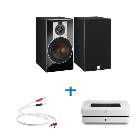 Stereo Streaming Package 2 - White