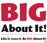 BIG About It is a t-shirt apparel that caters to individuals that don't just like or love something they are BIG About It! Whether or not it's a hobby, sport, favorite animal, food or drink! Let people know with BIG About It Apparel!