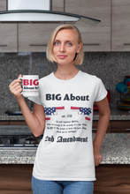 Load image into Gallery viewer, 2ND Amendment Short-Sleeve T-Shirt