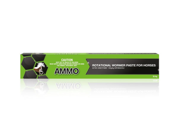 NV Ammo Green Rotational Horse Wormer 32.6gm