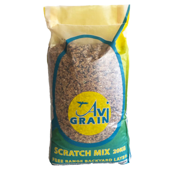 Avigrain Scratch Mix 20kg