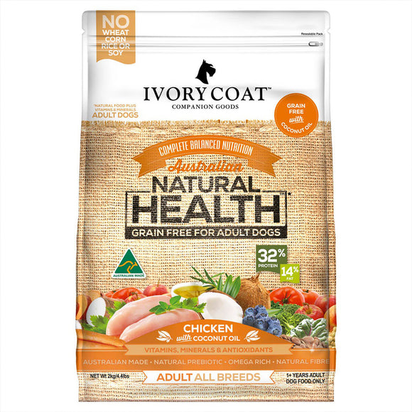 Ivory Coat Chicken and Coconut Oil