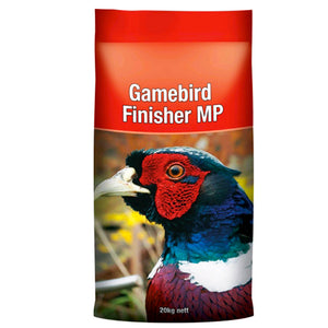 Laucke Gamebird Finisher Mp 20kg