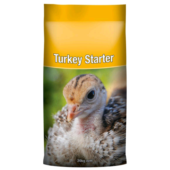 Laucke Mill Turkey Starter 20kg