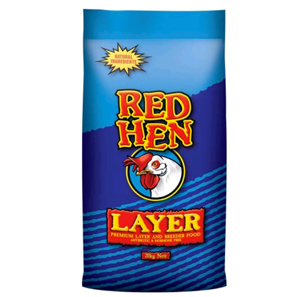 Laucke Red Hen Blue Premium Layer 20kg