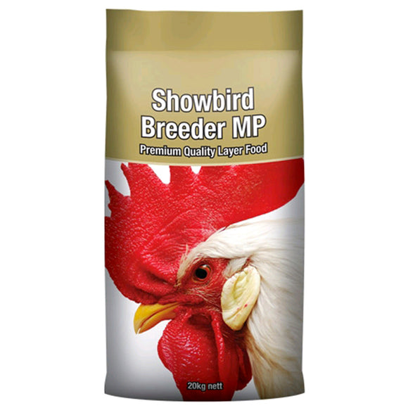 Laucke Showbird Breeder MP 20kg