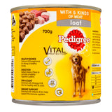 Pedigree 5 Kinds Rural 12 x 700gm